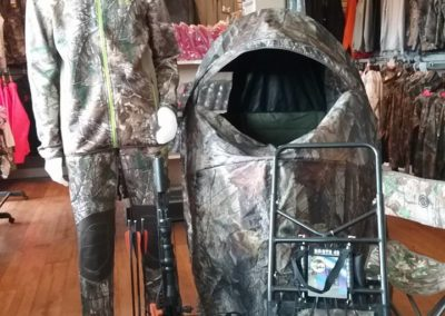 Leaves and Limbs: Hunting Accessories
