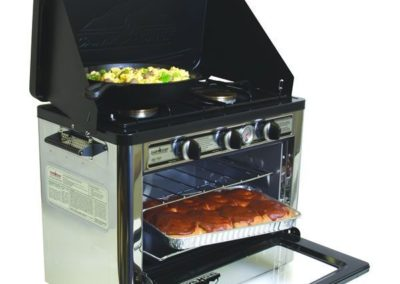 Leaves and Limbs: Camp Chef Oven