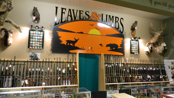Leaves and Limbs: Firearms