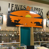 Leaves and Limbs: Long Guns
