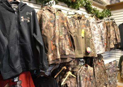 Leaves and Limbs: Clothing