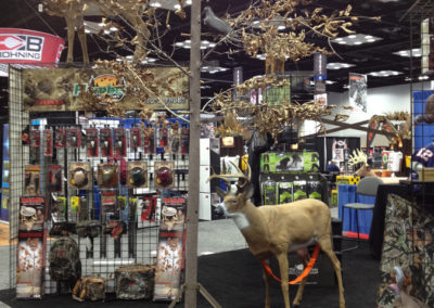 Leaves and Limbs at the 2015 ATA Show
