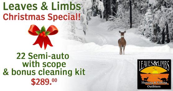 Leaves and Limbs Christmas Special!