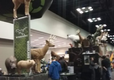 Leaves & Limbs at the 2018 Archery Trade Association Trade Show