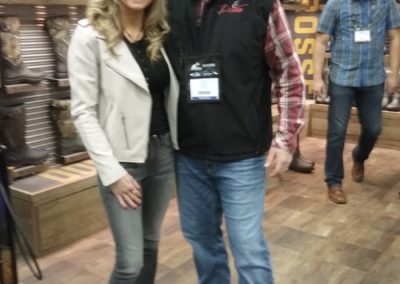 Leaves & Limbs at the 2018 Archery Trade Association Trade Show trip