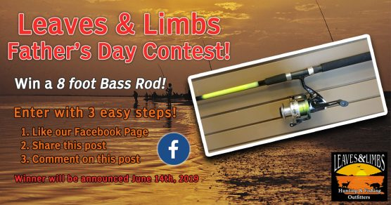 Leaves & Limbs - Father's Day Contest