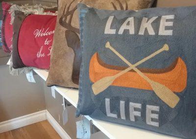 Leaves & Limbs - Pillows Lake Life