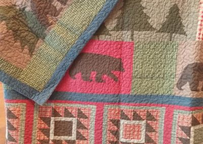 Leaves & Limbs - Queen Size Comforter, Pillow, Shams and Decor Pillow