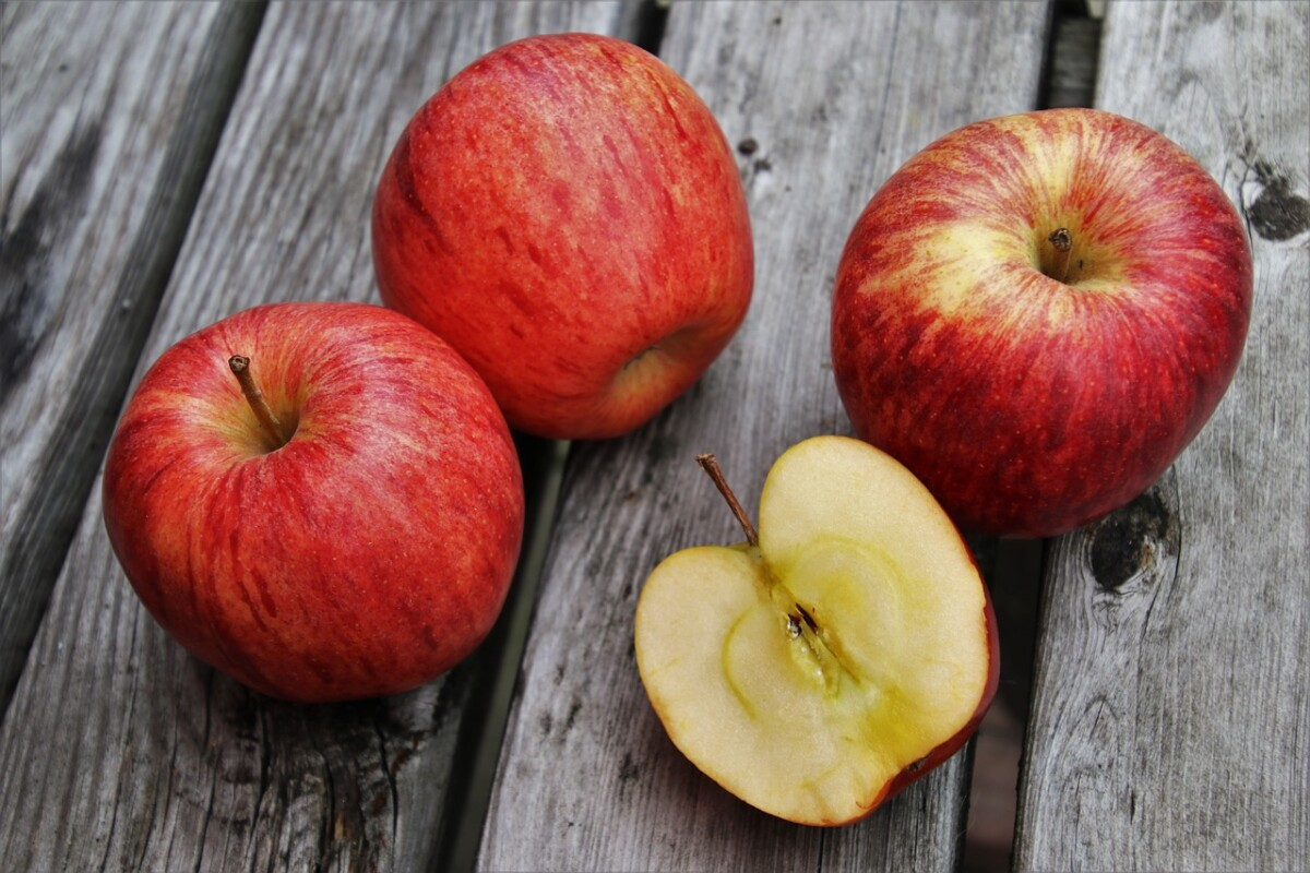 Feed Apples